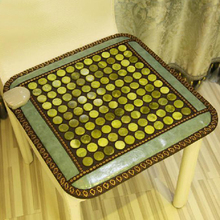 2016 Best Sale Natural Tourmaline Mat! Jade Physical Therapy Mat Tourmaline Health Care Pad Infrared Heat Cushion! Free Shipping