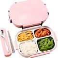 ONEUP Ланч-бокс из нержавеющей стали  экологически чистая коробка Bento с сумками и столовыми приборами  термоконтейнер для хранения еды для взр...