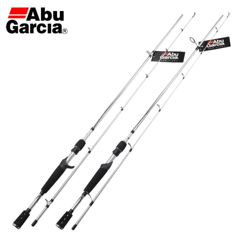New Arrival Original Abu Garcia VENGEANCE II Baitcasting Fishing Rod 6 6 1 98M M ML