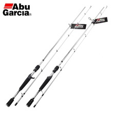 "New Arrival Original Abu Garcia VENGEANCE II Baitcasting Fishing Rod 66"" 1.98M M/ML Carbon Lure Spinning Fishing Rod 1 P"