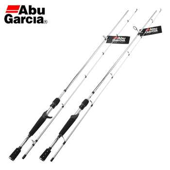 "New Arrival Original Abu Garcia VENGEANCE II Baitcasting Fishing Rod 6\'6\"" 1.98M M/ML Carbon Lure Spinning Fishing Rod 1 P - Category 🛒 Sports & Entertainment"