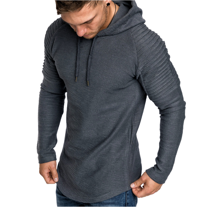 Strong-Willed Brand 2018 Hoodie Solid Color Stripe Hoodies Men Fashion Tracksuit Hip-hop Male Sweatshirt Hoody Mens Purpose Tour Xxxl Fine Craftsmanship Men's Clothing