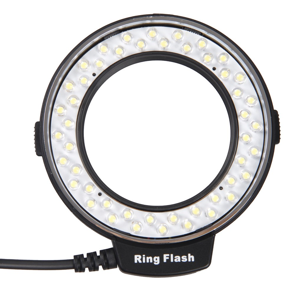 Travor Macro LED Ring Flash 48st RF-550E till Sony Old Minolta hetsko - Kamera och foto - Foto 4