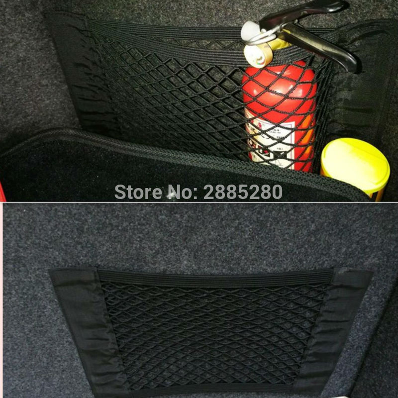 Car Trunk Net Luggage Storage Accessories FOR Lada Granta Kalina Vesta Priora Largus