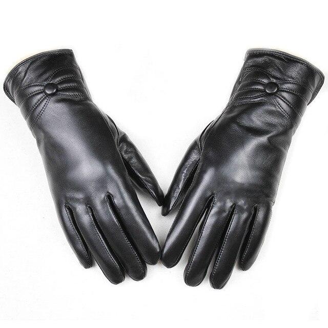 Sheepskin Leather Gloves...