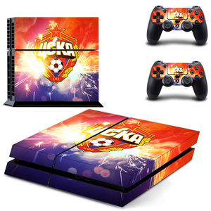 Image 2 - Football PS4 Skin Sticker Decal Vinyl for Sony Playstation 4 Console and Controller PS4 Skin Sticker