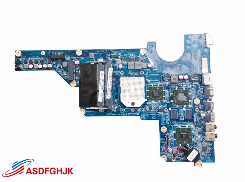 Original pour HP G4 G6 G7 ordinateur portable carte mère DA0R22MB6D1 647626-001 entièrement testé