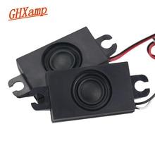 GHXAMP 8OHM 2W TV Speaker Mini Small Loudspeakers LCD TV one machine Speakers Repairs DIY 30