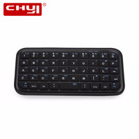 Portable Ultra Thin Wireless Bluetooth Keyboard With Charging USB Port Mini Wireless Keyboard For Android Windows