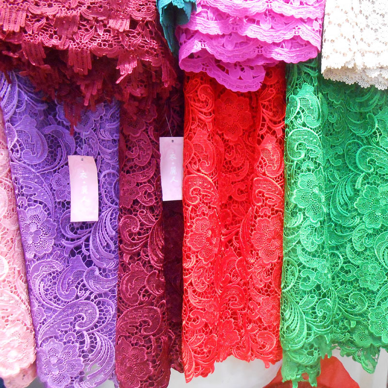 Buy 2yards lot 9color options wedding for Wedding dress fabric stores