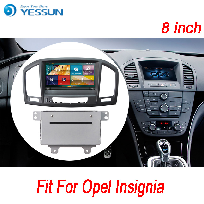 Car DVD Player Wince System For Opel Insignia Autoradio Car Radio Stereo GPS Navigation Multimedia Audio Video