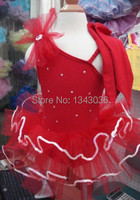 E Babe Wholesale New Christmas Halloween Baby Girl Polka Dot Tutu Dacing Dress Children Party