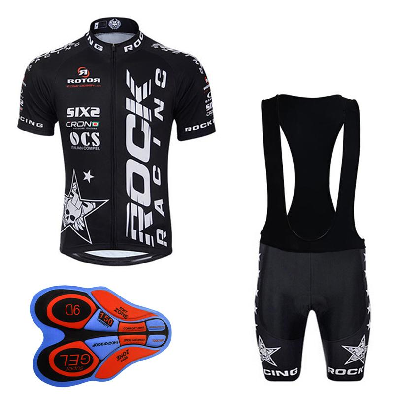 ROCK RACING Cycling Jersey road Bike Clothing Bicycle Maillot Ropa Ciclismo Sportswear Maillot MTB 9D Shorts E0901 forex b016 h 5050