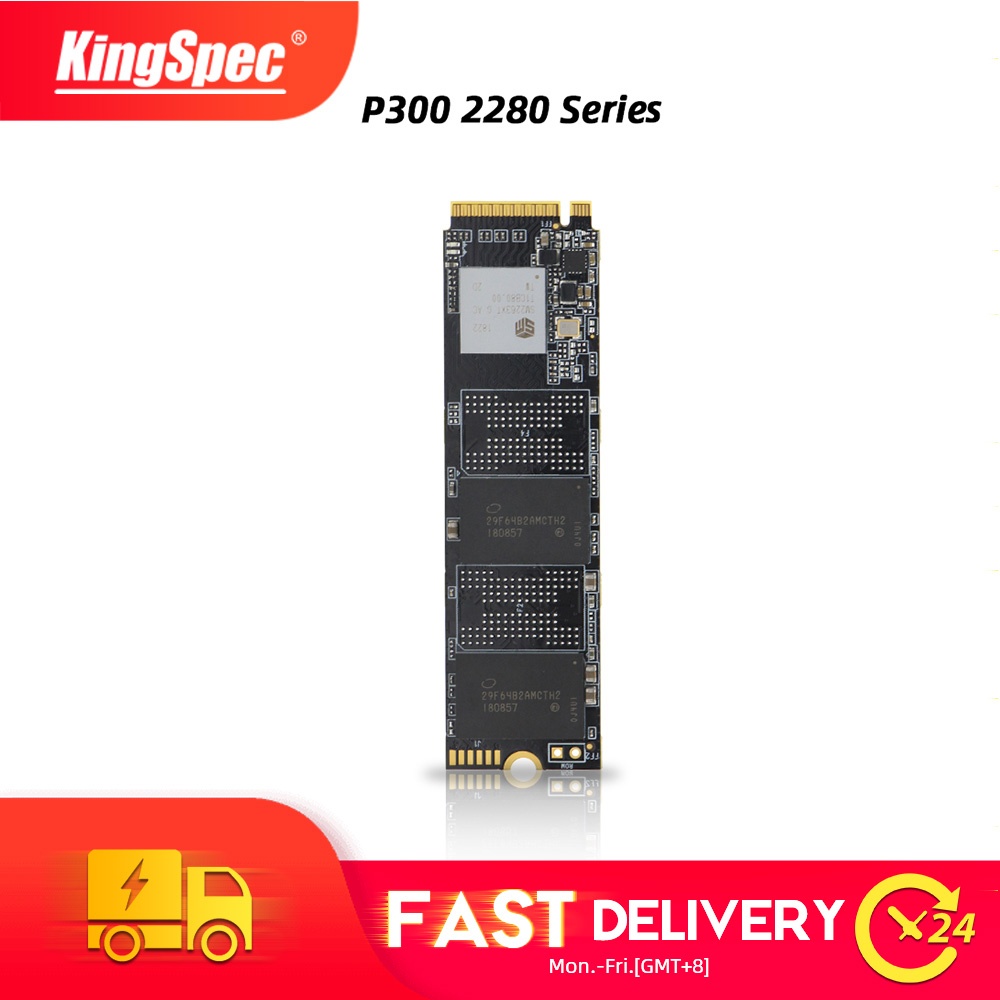 KingSpec m2 nvme PCIe SSD 128gb 256gb M.2 2280 hdd 512GB 1TB pcie NVMe SSD hard disk drive For Laptop Desktop Gaming PC image
