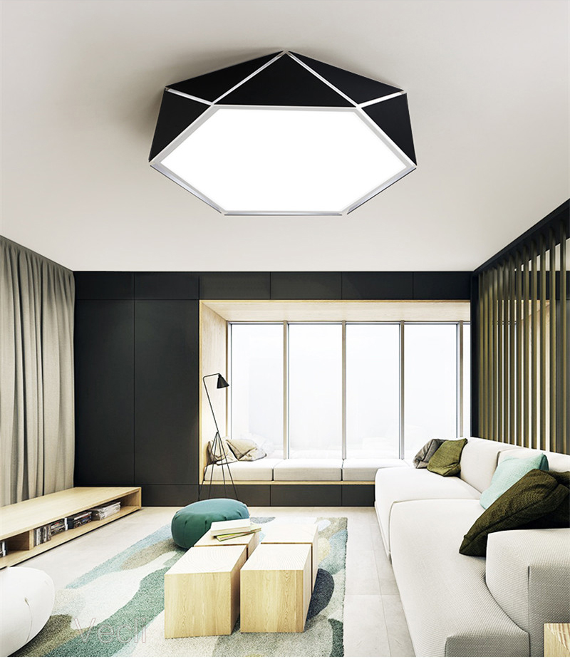 Geometry ceiling light (17)