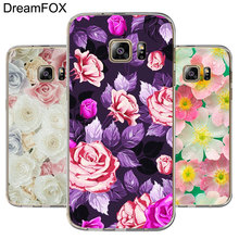 DREAMFOX M171 Blooming Daisies Soft TPU Silicone Cover Case For Samsung Galaxy S5 S6 S7 S8 S9 S10 S10E Lite Edge Plus