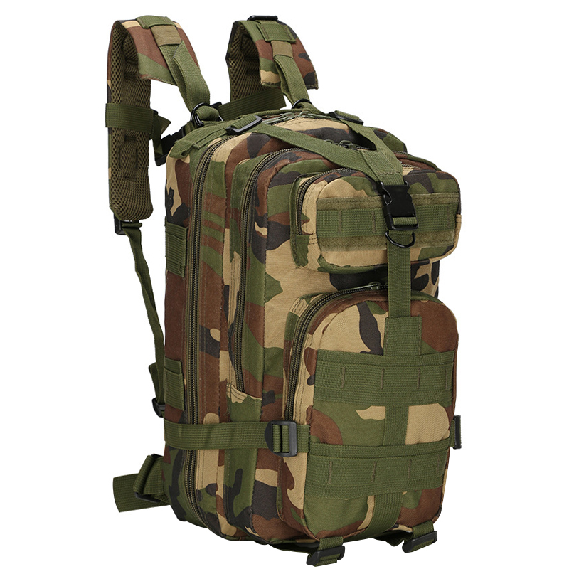 502942de18e Attack Backpack Outdoor Tactical Military Army Pack Camo Assault Sports  Rucksack Mountaineering Traveling bags ...