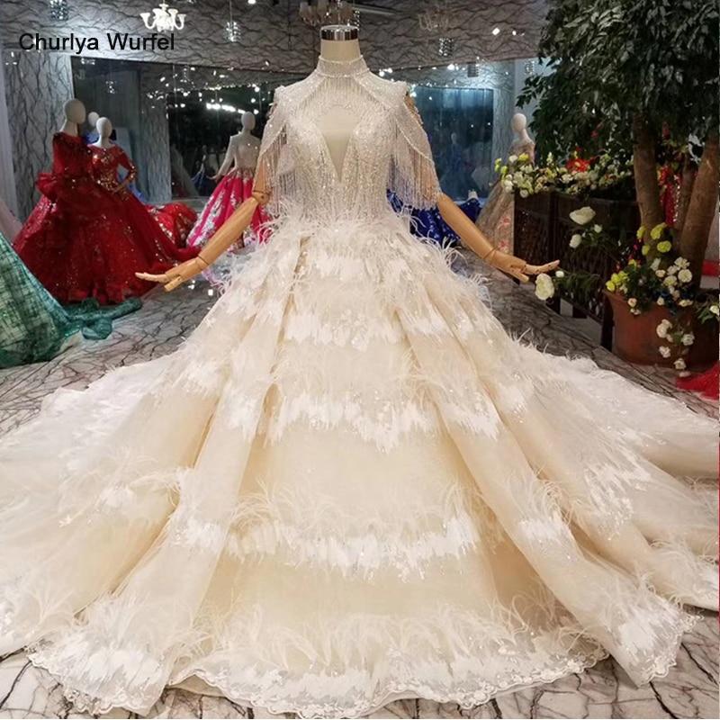 LS11295 Special Wedding Dress Detachable Shoulder Chain