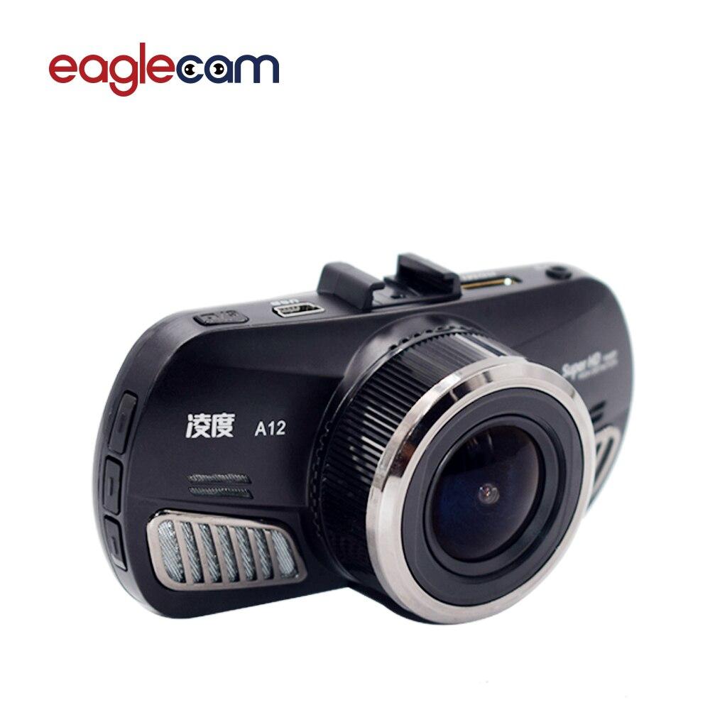 Dash Caméra D'origine Ambarella A12 Voiture Dvr Caméra Vidéo Enregistreur FULL HD 1440 P avec GPS Dash Cam Video Recorder tableau de bord