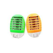 220V  Night Lamp Killer Zapper Socket Electric Mini Mosquito Lamp Led Mosquito Repeller Killing Fly Bug Insect Trap