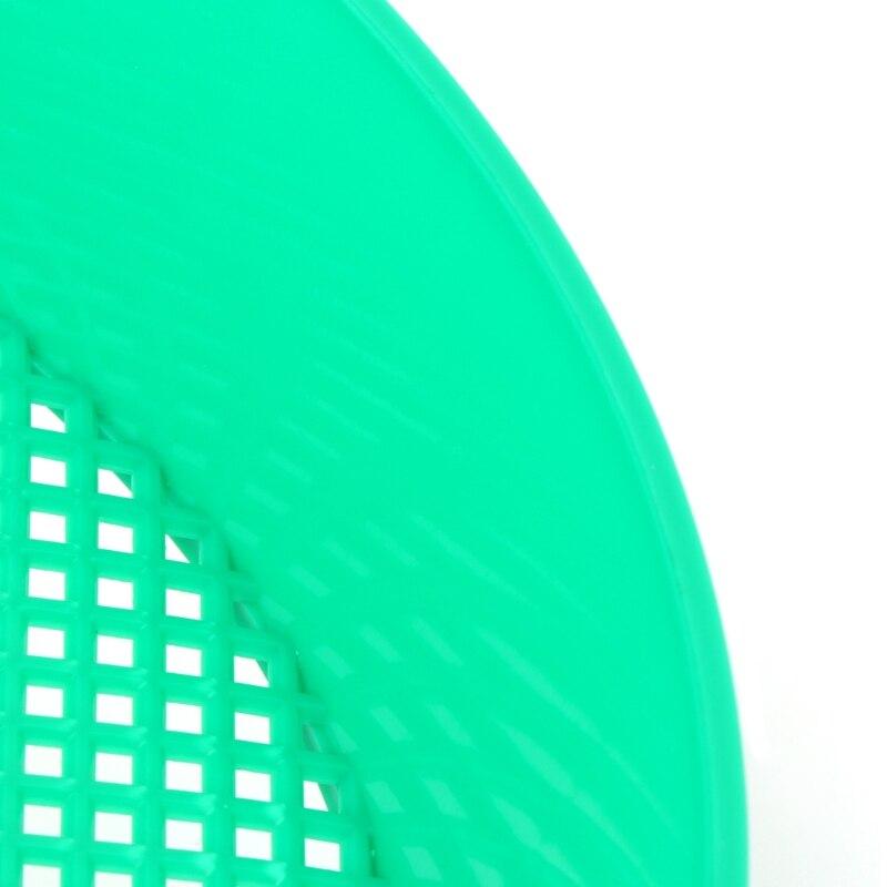 1 шт. семья укороченный сито старый цветочных растений садоводство питомник сито инструмент пластик опора пластик сетки садовые инструменты