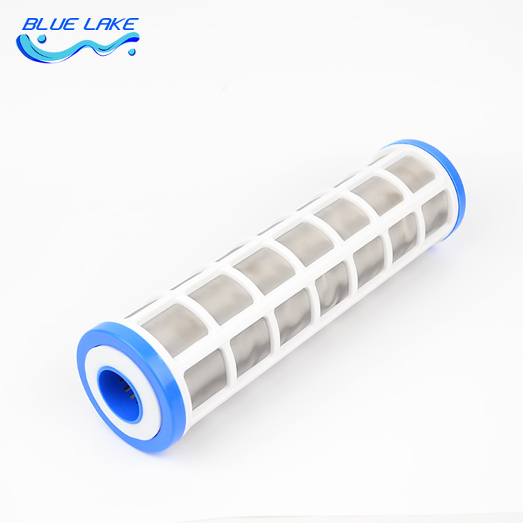 10 inch stainless steel mesh pre-filter ,diameter 6.8cm,water  purifier/Filter parts