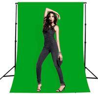2 3M Photo Background Photography Backdrop Studio Video Backgrounds Nonwoven Fabric Green Screen Fotografia Props Chromakey
