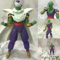 16cm Anime Dragon Ball Z Super Kai Original BANDAI Tamashii Nations Action Figure Piccolo Figures Toy Dolls Models Gift for Kids