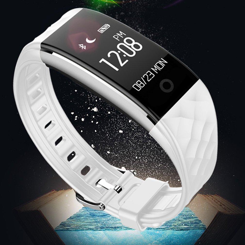 S2 Sport Smart Bracelet Heart Rate Monitor Waterproof IP67 Fitness Bracelet Tracker Smart Wristband Bluetooth For Android 2