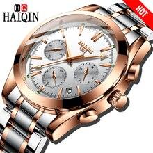 hot deal buy haiqin men's watches sport/mliltary/gold watch men wristwatch mens watches top brand luxury relojes hombre wrist watch male 2018