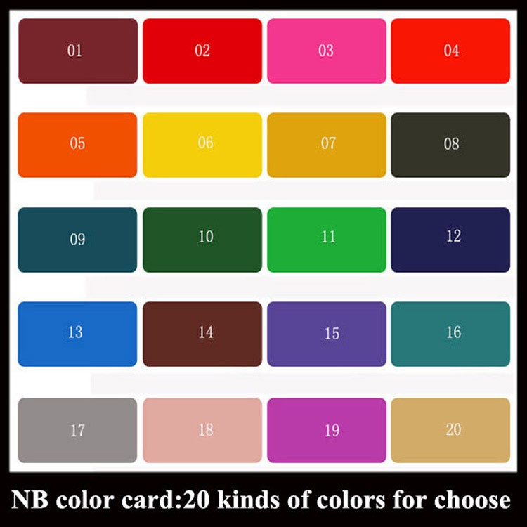 color chart-1