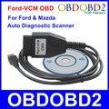 Chegada nova Para A Ford VCM OBD OBD2 Professional Interface De Diagnóstico Para Ford & Mazda Mini Versão Para Ford VCM IDS Em estoque