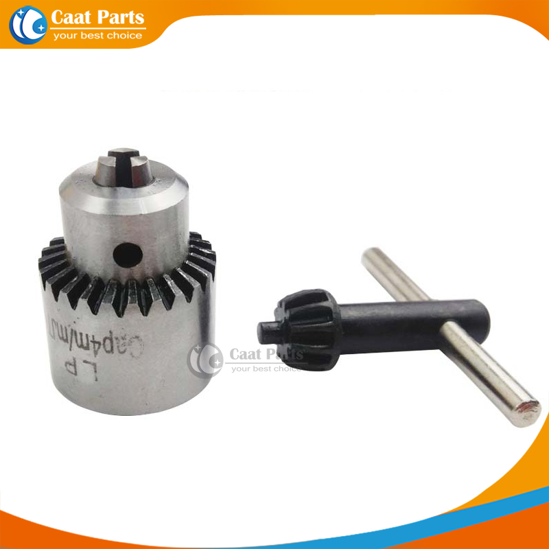 Free Shipping! Mini Drill Chuck Key 0.3-4mm Mounted Lathe Chuck Pcb Mini Drill Press Applicable To Motor Shaft Connecting professional drill chuck 0 3 4mm jto taper mount lathe chuck pcb fit electric drilling press 2 3mm motor shaft connecting rod