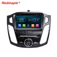 9IPS Octa Core Android7.1.2 Car Radio GPS DVD Multimedia Player For Ford Focus 2012 2013 2014 2015 Auto Audio Navigation Stereo