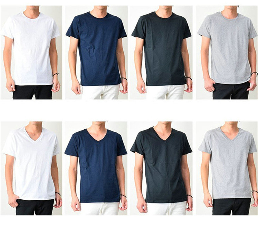 T Shirt Fashion Comfort Soft Crew Neck Sick Sad World Short Sleeve Shirt For Men