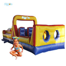 Inflatable Biggors Wholesale Price Children Fun City Inflatable Playground For Sale