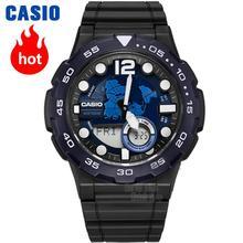 Casio Outdoor Sports Waterproof Electronic Men's Watch AEQ-100W-2A casio aeq 110w 2a