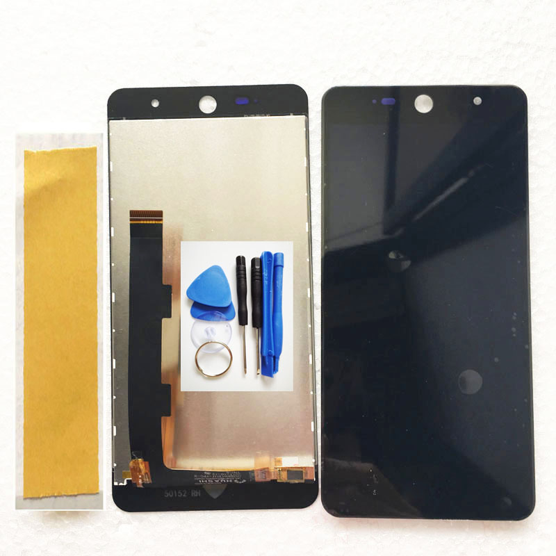 ESUWO LCD Display With Touch Screen For Wileyfox Swift 2 Lcd Touch Screen For Wileyfox Swift 2 Plus Swift 2 LCD Digitizer