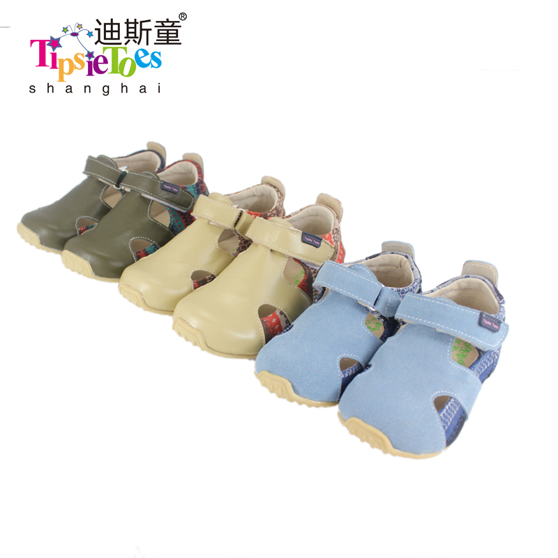 TipsieToes-Brand-High-Quality-Sheepskin-Leather-Kids-Children-Moccasins-Sandals-Shoes-For-Boys-And-Girls-New-2016-Summer-63102-3