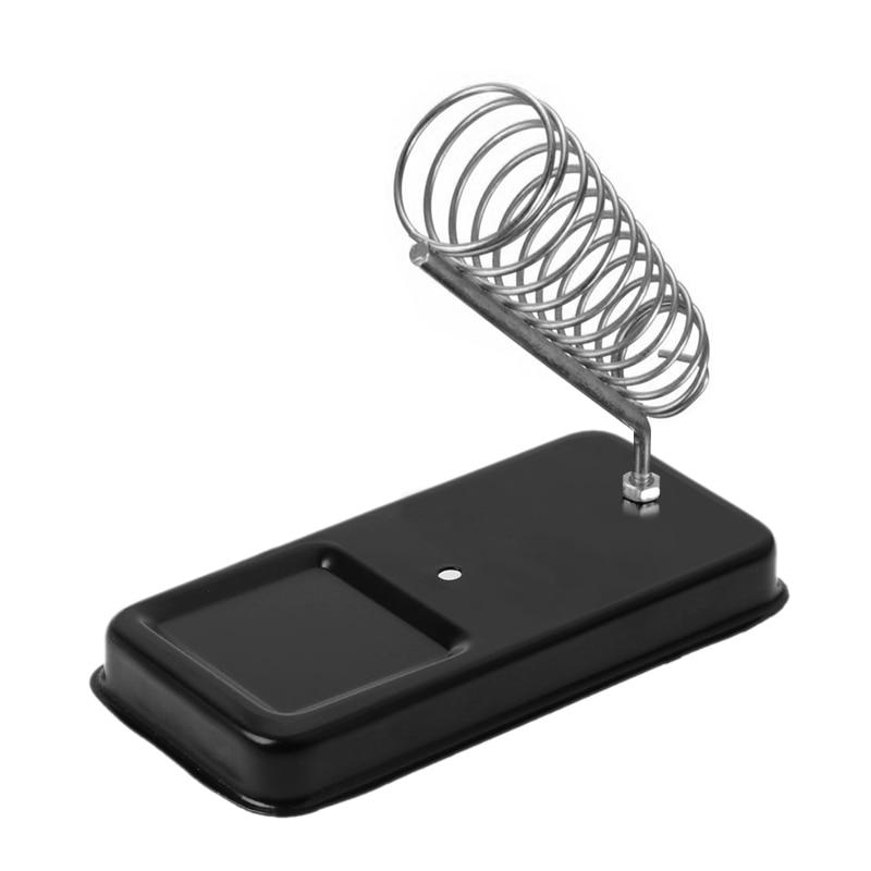 Přenosná odnímatelná kovová základna držák páječky na - Svářecí technika - Fotografie 2