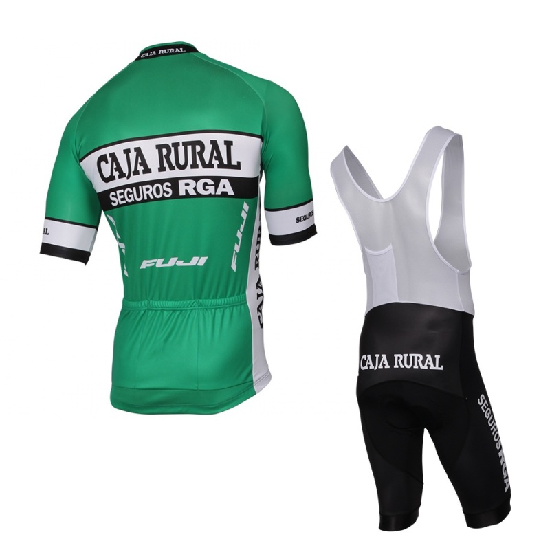 2017 team caja rural cycling jerseys summer bike clothing quick dry MTB  road Ropa Ciclismo Bicycle maillot gel bib shorts-in Cycling Sets from  Sports ... dc97b58da