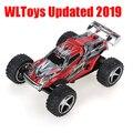 WLtoys 2019 (Actualizado L929) RS 1:32 2.4G 4CH RC Coche de Carreras de Radio Control Remoto Luz LED