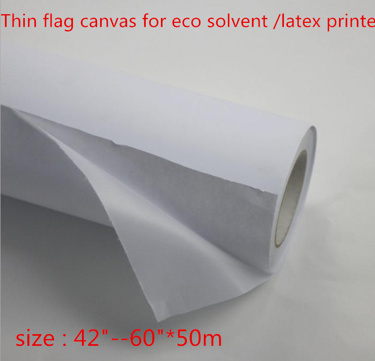 Painting Canvas Painting Supplies 60in Eco Solvent Matt Digital Printing Polyester Fabric Canvas In Pain