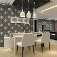 Papel De Parede EUROPEA Style With High Quality PVC Wallpaper Embossed 3D Warm Home Decoration Wallpaper