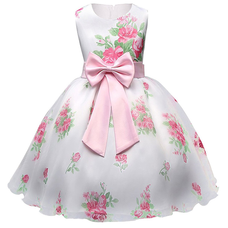 Подробнее о Girl Dress New Flower Kids Christening Events Party Wear Princess Dresses For Girls Clothes Children Clothing Formal Tutu Dress girl baptism dress new year lace kids clothing formal birthday party wear princess dresses for girls tutu dress children clothes