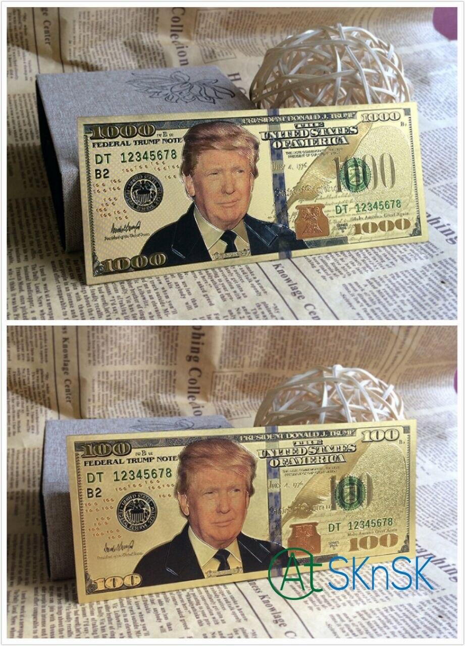 "Trump 2020 /""Fake/"" Bills No cash Value FREE SHIPPING Lot of 500"