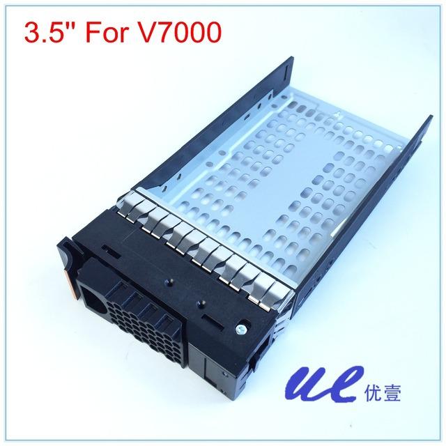 """85Y5894 Storwize V7000 3.5 """"HDD Tray Caddy 85Y5894 SAS SATA HDD Bandeja, frete grátis"""