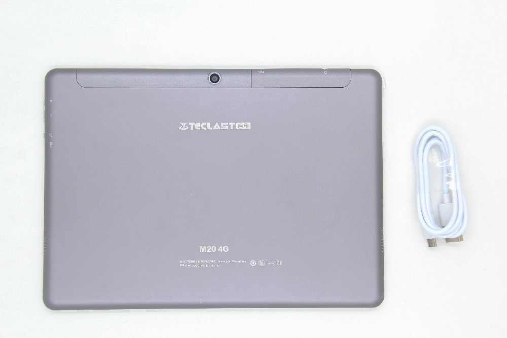 تابلت تيكلاست M20 ثنائي الجيل الرابع LTE بشاشة 10.1 بوصة 2560*1600 أندرويد 8.0 MT6797 X23 معالج عشاري النواة وذاكرة وصول عشوائي 4 جيجابايت وذاكرة قراءة فقط 64 جيجابايت