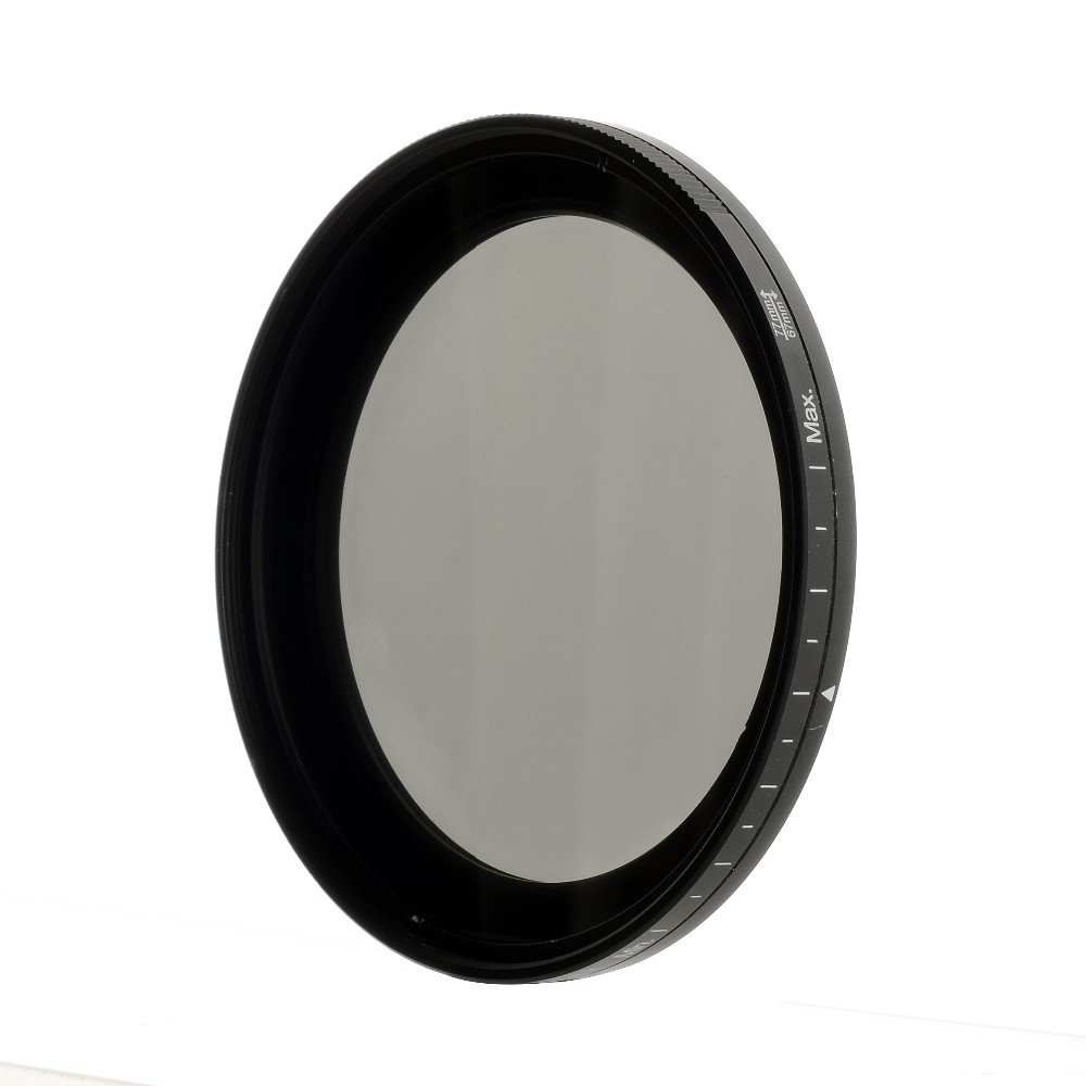 52mm/55mm/58mm/62mm/67mm/72mm/82mm PRO1-D densité neutre Variable ND Fader lentille filtre verre optique ND2 ND4 ND8 à ND400 - 4