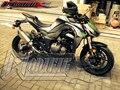 Custom 2010- 2014 modified Z1000 exhaust exhaust flame imitation Scorpio six corners